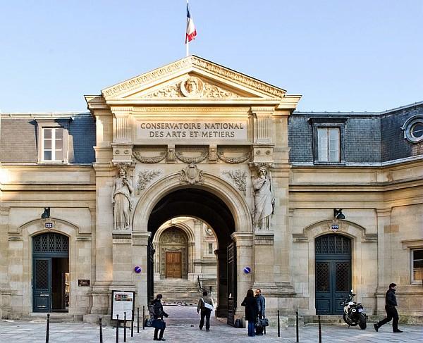 Conservatoire national des arts et m tiers n 10 au - Maison arts et metiers ...