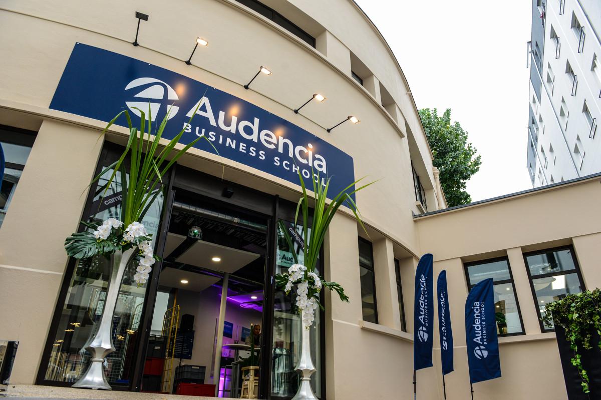 Audencia est ré-accréditée EQUIS, AACSB et AMBA pour la période maximale de 5 ans