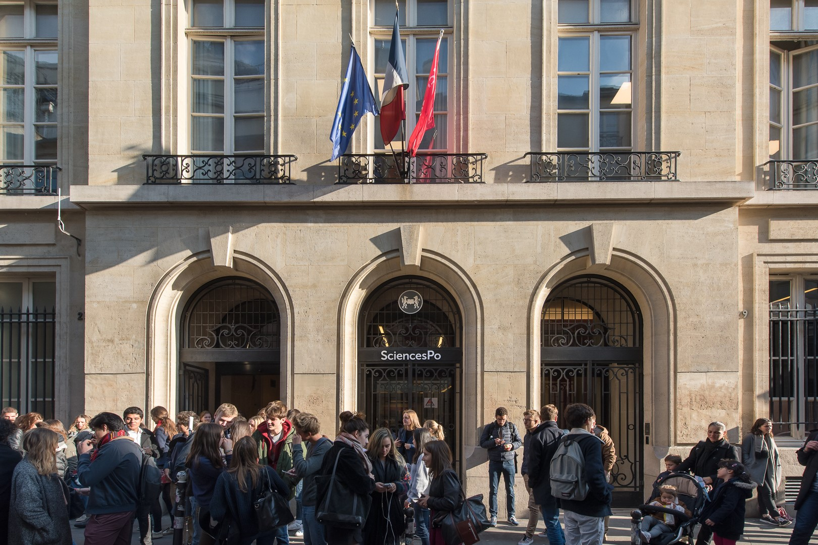 Sciences po n 9 au classement masters ing nierie for 9 rue de la chaise sciences po